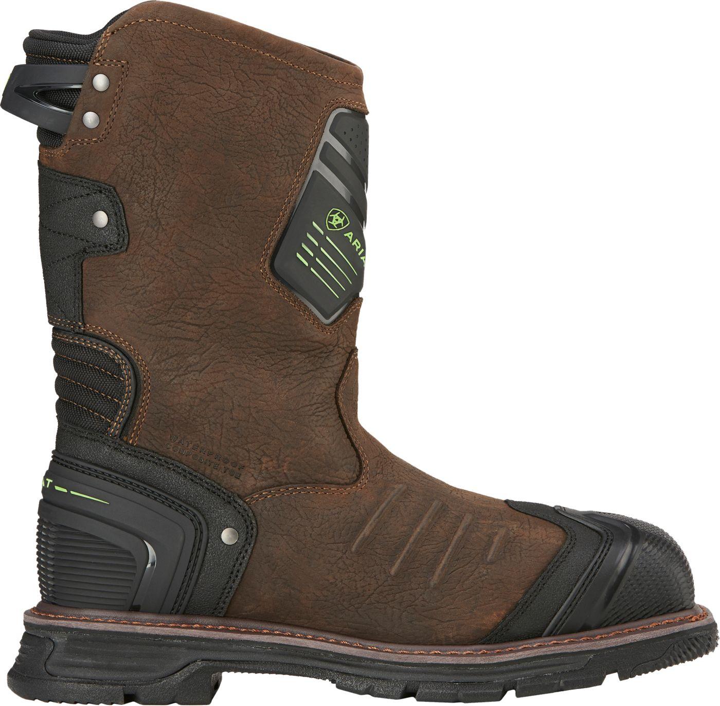 Ariat Men's Catalyst Vx H2O Waterproof Composite Toe Work Boots