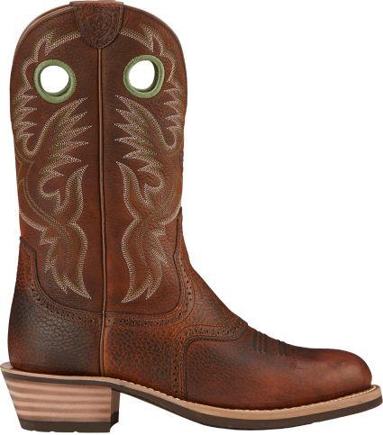 002ee34b6f9 Ariat Men's Heritage Roughstock Western Boots