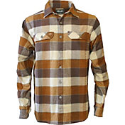 Arborwear Men's Chagrin Flannel Shirt (Regular and Big & Tall)