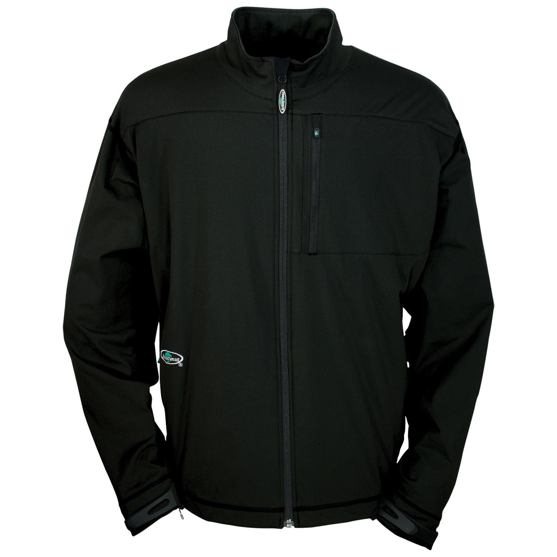 Arborwear Men's Canopy Jacket (Regular and Big & Tall), XL, Black