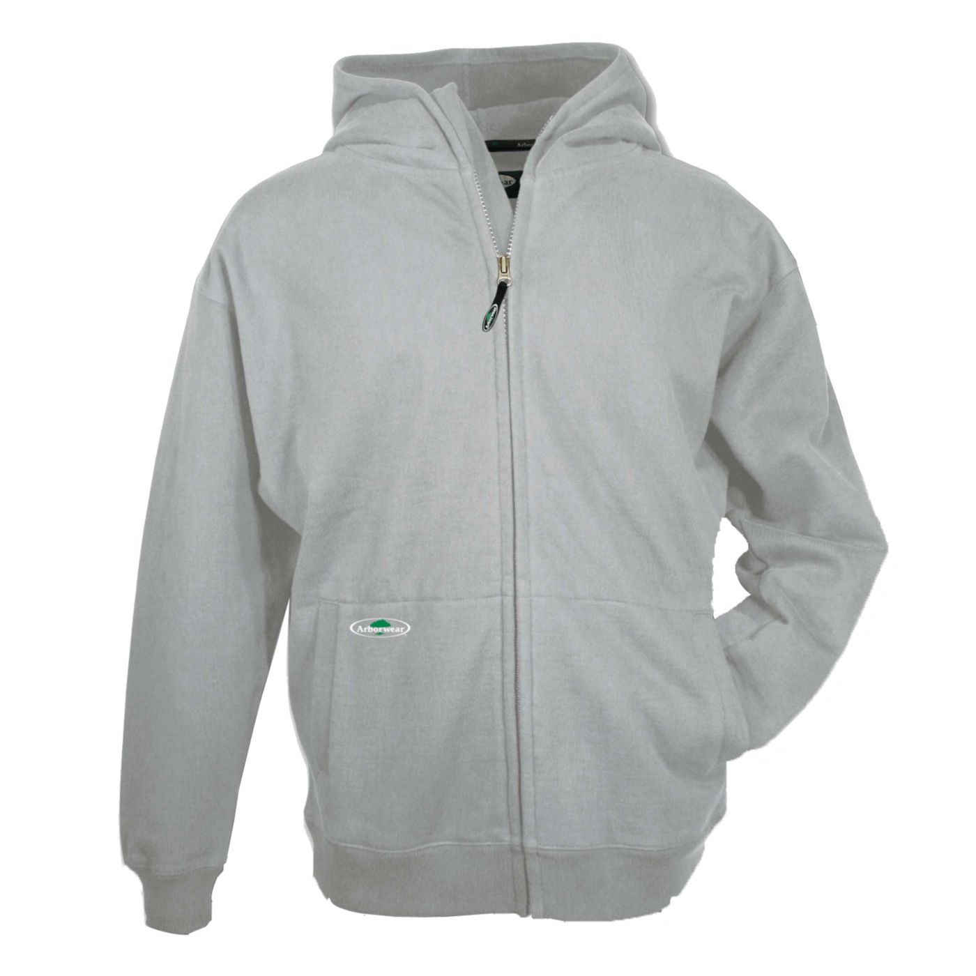 Arborwear Men's Double Thick Full Zip Hoodie (Regular and Big & Tall)