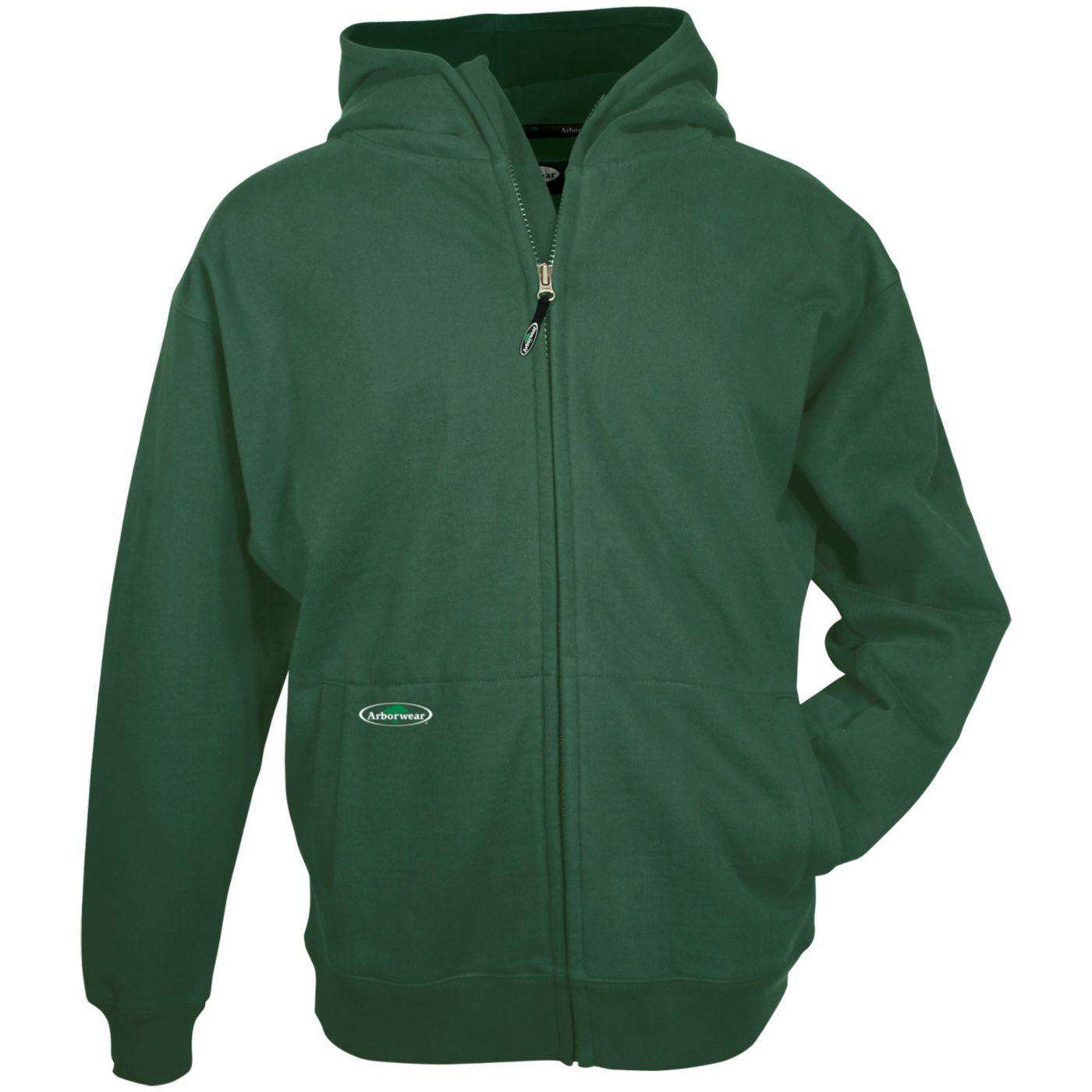 Arborwear Men's Single Thick Full Zip Hoodie
