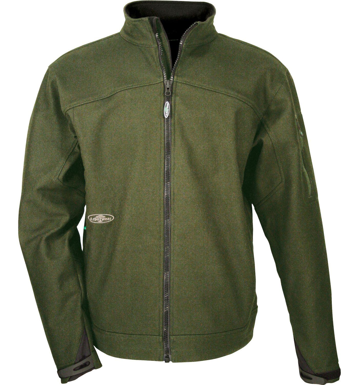 Arborwear Men's Stretch Cambium Soft Shell Jacket
