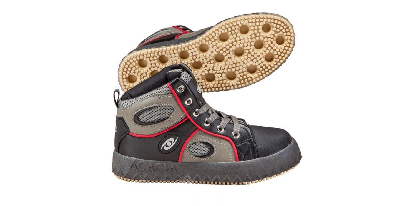 Acacia Sports Grip-Inator Broomball Shoes