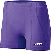 "ASICS Women's 2.5"" Low Cut Compression Shorts"