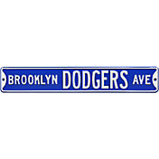 Authentic Street Signs Brooklyn Dodgers 'Brooklyn Dodgers Ave' Sign