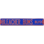 Authentic Street Signs Chicago Cubs 'Bleacher Bums Blvd' Street Sign