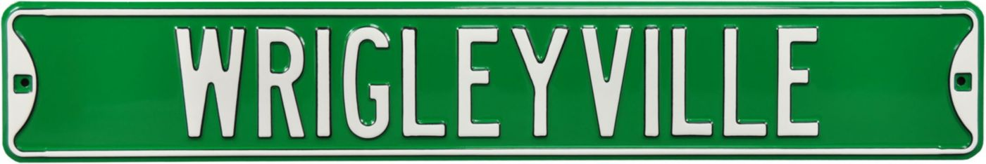 Authentic Street Signs Chicago Cubs 'Wrigleyville' Street Sign