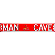 Authentic Street Signs St. Louis Cardinals 'Man Cave' Street Sign