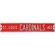 Authentic Street Signs St. Louis Cardinals Avenue Sign