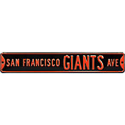 Authentic Street Signs San Francisco Giants Avenue Sign