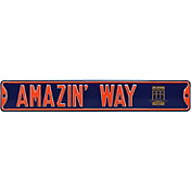 Authentic Street Signs New York Mets 'Amazin' Way' Street Sign