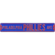 Authentic Street Signs Philadelphia Phillies Avenue Blue Sign