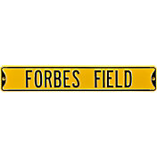 Authentic Street Signs Forbes Field Street Sign