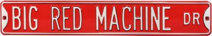 Authentic Street Signs Cincinnati Reds 'Big Red Machine Dr' Sign