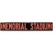 Authentic Street Signs Memorial Stadium Street Sign