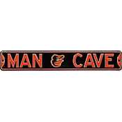 Authentic Street Signs Baltimore Orioles 'Man Cave' Street Sign