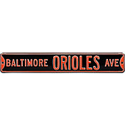 Authentic Street Signs Baltimore Orioles Avenue Sign