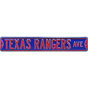 Authentic Street Signs Texas Rangers Avenue Sign
