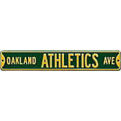 Authentic Street Signs Oakland Athletics Avenue Sign