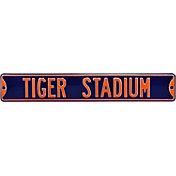 Authentic Street Signs Tigers Stadium Street Sign