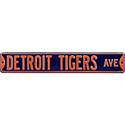 Authentic Street Signs Detroit Tigers Avenue Sign