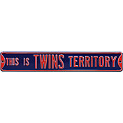 Authentic Street Signs Minnesota Twins 'This is Twins Territory' Street Sign