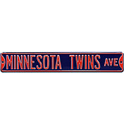 Authentic Street Signs Minnesota Twins Avenue Sign