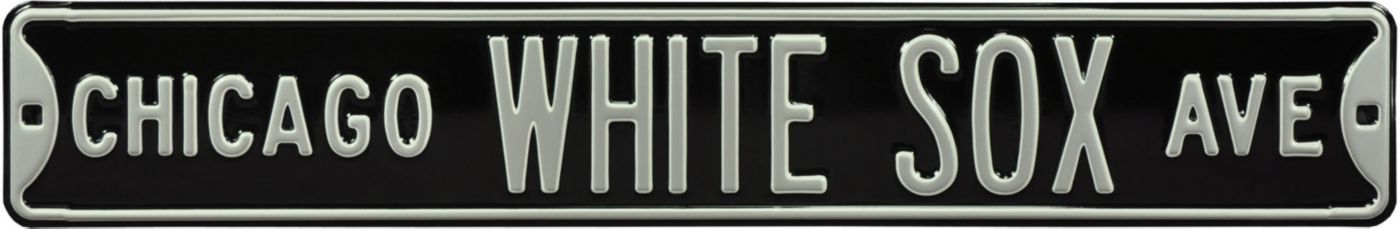 Authentic Street Signs Chicago White Sox Avenue Sign