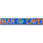 Authentic Street Signs Florida Gators 'Man Cave' Street Sign