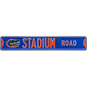 Authentic Street Signs Florida Gators 'Stadium Road' Street Sign