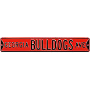 Authentic Street Signs Georgia Bulldogs Avenue Sign