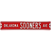 Authentic Street Signs Oklahoma Sooners Avenue Sign