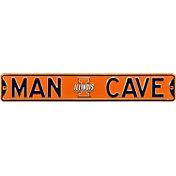 Authentic Street Signs Illinois Fighting Illini 'Man Cave' Street Sign