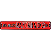 Authentic Street Signs Arkansas Razorbacks Avenue Sign