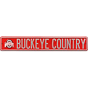 Authentic Street Signs Ohio State 'Buckeye Country' Street Sign