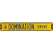 Authentic Street Signs Iowa Hawkeyes 'Domination Drive' Sign