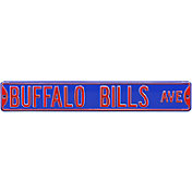 Authentic Street Signs Buffalo Bills Avenue Sign