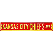 Authentic Street Signs Kansas City Chiefs Avenue Sign
