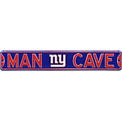 Authentic Street Signs New York Giants 'Man Cave' Street Sign