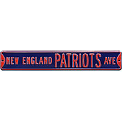 Authentic Street Signs New England Patriots Avenue Sign