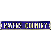 Authentic Street Signs Baltimore Ravens 'Ravens Country' Street Sign