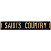 Authentic Street Signs New Orleans Saints 'Saints Country' Street Sign