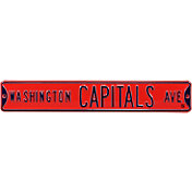 Authentic Street Signs Washington Capitals Ave Sign