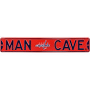 Authentic Street Signs Washington Capitals 'Man Cave' Street Sign