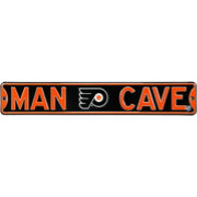 Authentic Street Signs Philadelphia Flyers 'Man Cave' Street Sign