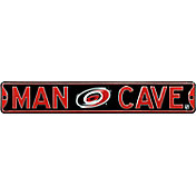 Authentic Street Signs Carolina Hurricanes 'Man Cave' Street Sign