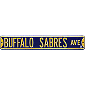 Authentic Street Signs Buffalo Sabres Ave Sign
