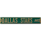 Authentic Street Signs Dallas Stars Ave Sign