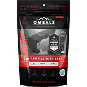 OMEALS 8 oz. Lentils with Beef